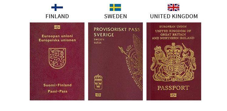 Những tấm hộ chiếu 'quyền lực' nhất thế giới 2015