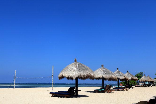Nusa Dua, bãi biển mơ mộng giữa Bali
