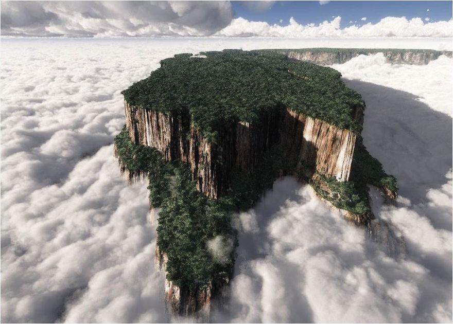 30 cảnh đẹp đến khó tin của thiên nhiên trên trái đất