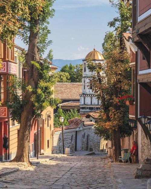 Dạo chơi giữa thành phố lâu đời Plovdiv, Bulgari