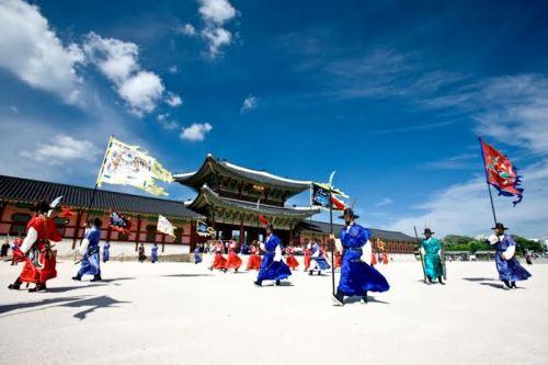 Du khách đi Hàn Quốc được tự do lên lịch trình