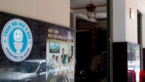Khách du lịch được mời dùng toilet miễn phí ở Đà Nẵng