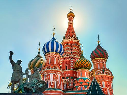 Nét đẹp ẩn giấu trong lòng nước Nga