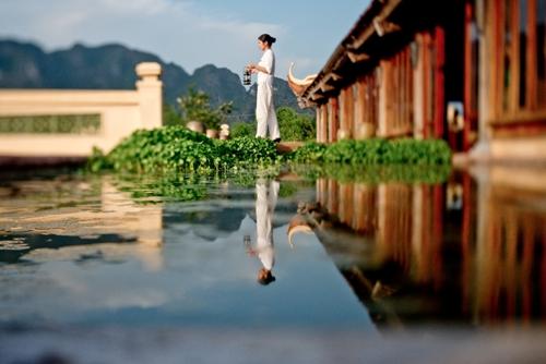 Nghỉ dưỡng dịp hè tại Emeralda Resort Ninh Bình