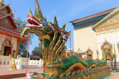 Ngôi chùa có tượng Phật nằm lớn thứ ba thế giới