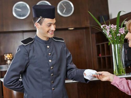 Ngôn ngữ bí mật chỉ nhân viên khách sạn mới hiểu