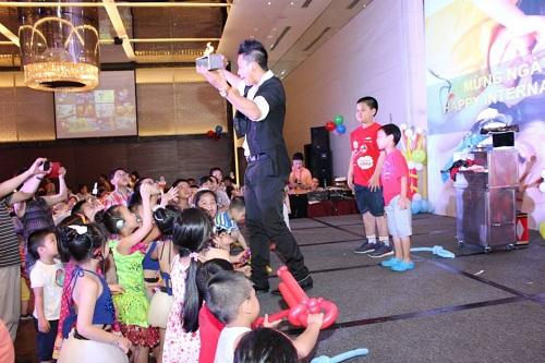 Nhiều hoạt động thú vị cho thiếu nhi tại Sofitel Plaza Hà Nội