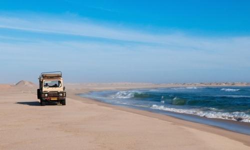 Sa mạc Namib - bối cảnh phim Mad Max