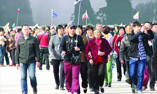 Trung Quốc đuổi việc hướng dẫn viên du lịch ép khách mua quà