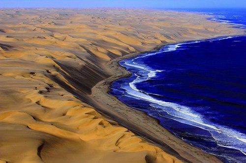 Vẻ đẹp của sa mạc Namib