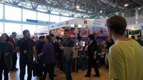 Việt Nam tham gia triển lãm du lịch quốc tế tại Nga