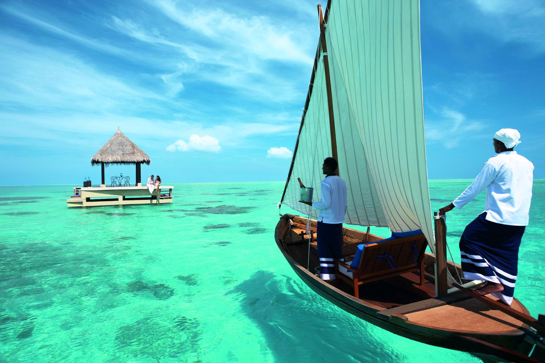 Chạm vào giấc mơ Maldives!