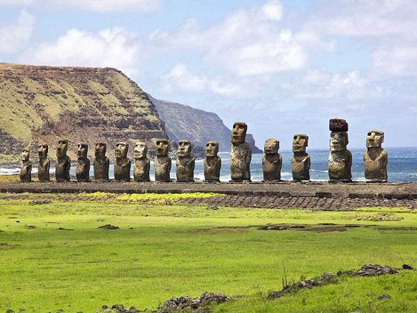 Khi điểm du lịch nổi tiếng là những tàn tích cổ (P.1)