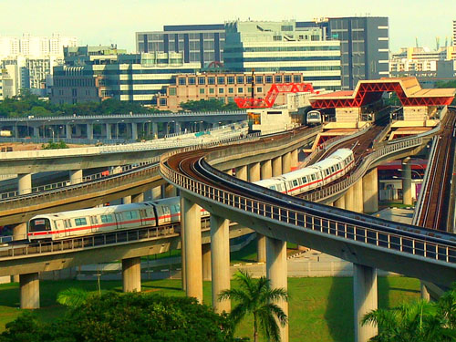 Làm thế nào để du lịch vòng quanh Singapore ít tốn kém
