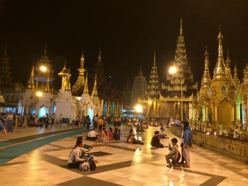 Myanmar – nơi thời gian lùi lại