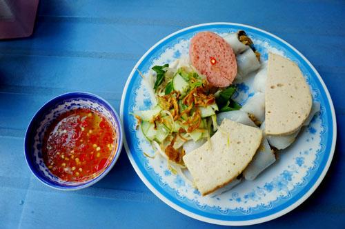 Những loại bánh cuốn được yêu thích ở Sài Gòn