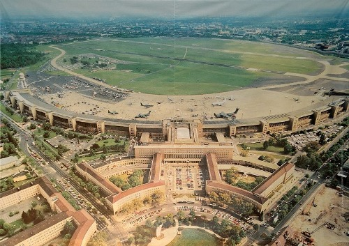 Sân bay bỏ hoang trở thành công viên lớn nhất Berlin