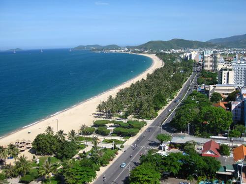 Vẻ đẹp trong xanh ở Hòn Tằm, Nha Trang