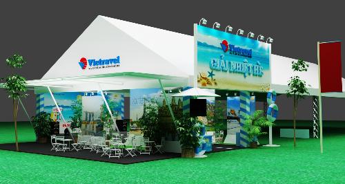 Vietravel góp mặt ở tuần lễ du lịch xanh ĐBSCL 2015