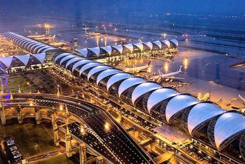Wifi ở sân bay Thái Lan có tốc độ nhanh nhất thế giới