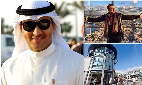 Chụp ảnh selfie, du khách bị bắt vì nghi ngờ khủng bố