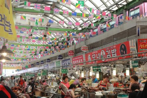 Hàn Quốc miễn phí visa cho khách Việt