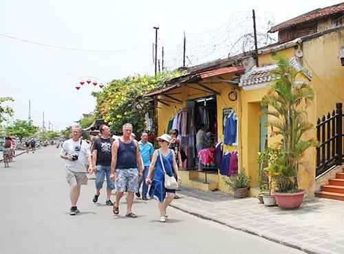 Hội An miễn phí vé vào phố cổ và ra Cù Lao Chàm