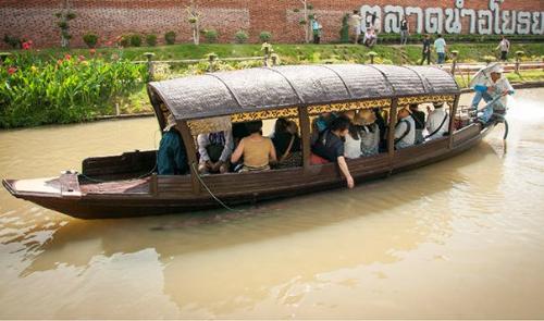 Nét cuốn hút của vùng đất Ayutthaya, Thái Lan