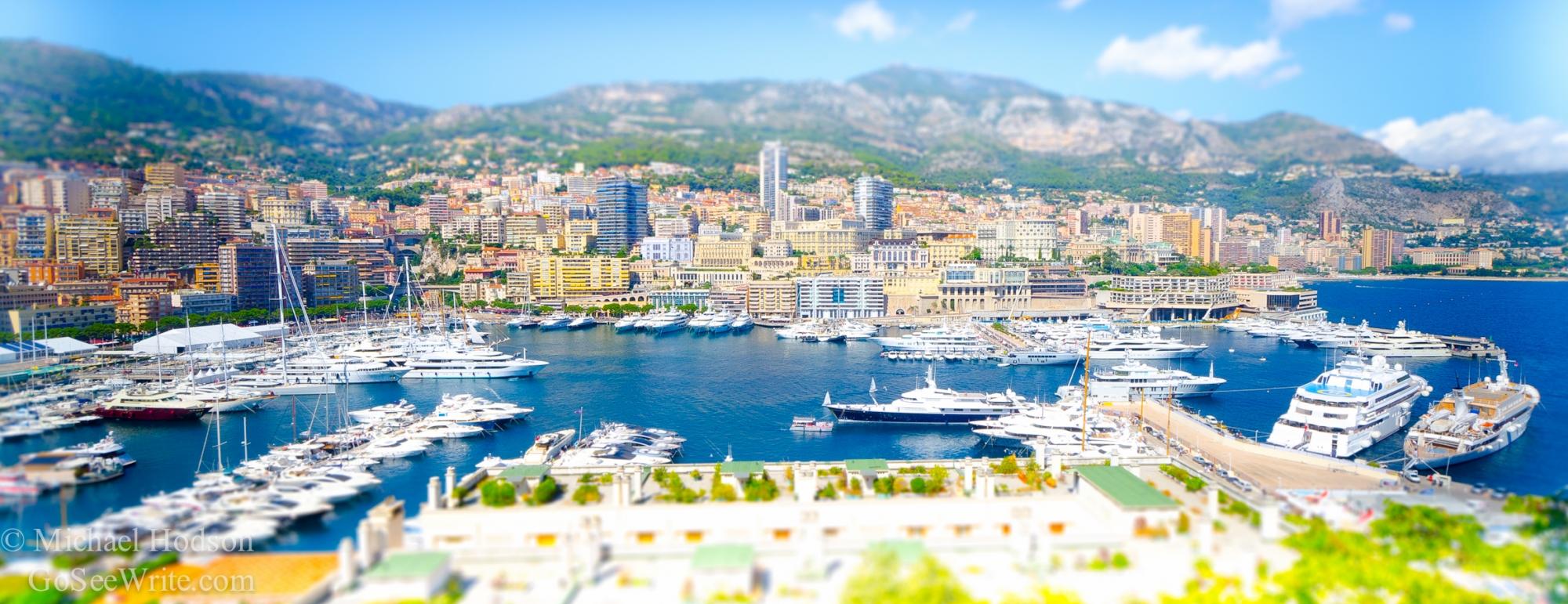 Ngày cuối tuần du lịch cùng giới thượng lưu ở Monaco