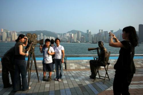 Đại lộ Ngôi sao Hong Kong dừng hoạt động 3 năm