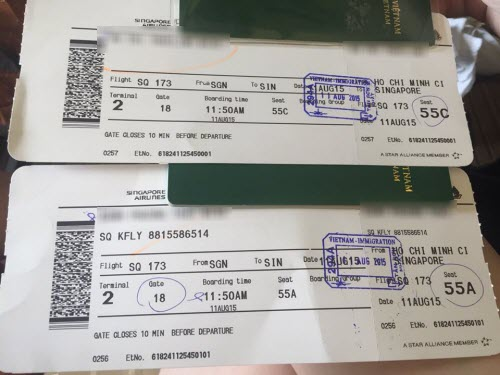 Hai nữ du khách Việt bị Singapore từ chối nhập cảnh vì đã gian dối?