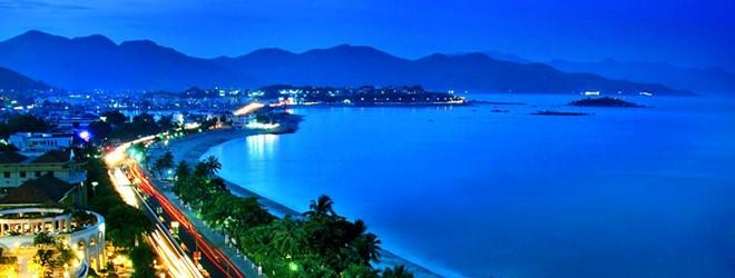 Nha Trang sắp có bãi tắm biển đêm