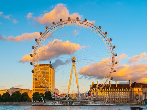 Những điều thú vị về 'con mắt' London
