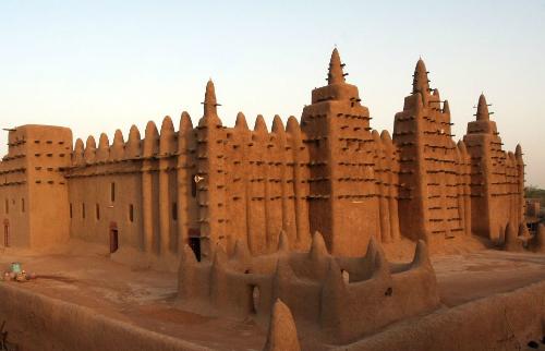 Timbuktu - thành phố vàng bên sa mạc Sahara