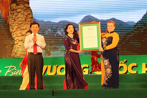 Vườn quốc gia Phong Nha được vinh danh di sản thế giới lần hai