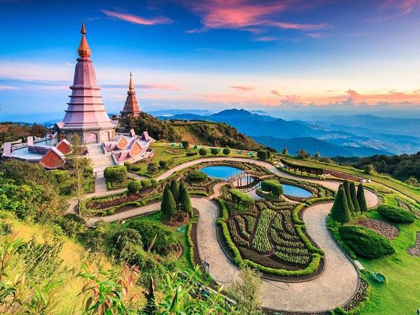 21 bức ảnh đẹp khiến bạn muốn du lịch Thái lan ngay lập tức