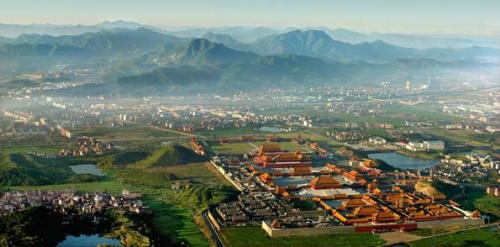 Ba thánh địa phim cổ trang Trung Quốc