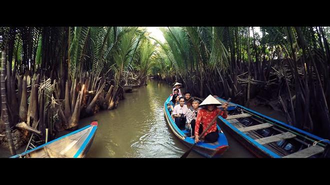 Đẹp ngỡ ngàng trước hình ảnh Việt Nam trong clip 'Welcome to Vietnam'
