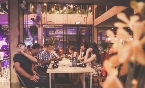 Địa điểm ăn chơi tại Sài Gòn