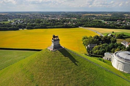 Đồi Sư Tử - điểm tưởng niệm trận chiến Waterloo