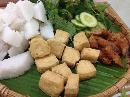 Món ăn gợi nhớ đất Bắc giữa lòng Sài Gòn