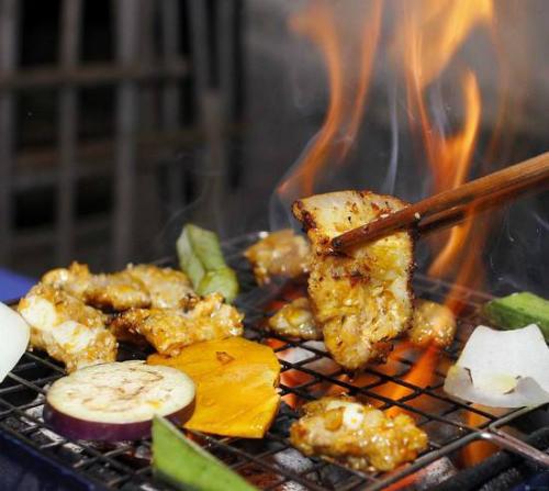 Món nướng cho ngày mưa lạnh ở Hà Nội