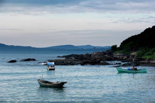 Năm du lịch quốc gia 2016 tổ chức tại Kiên Giang