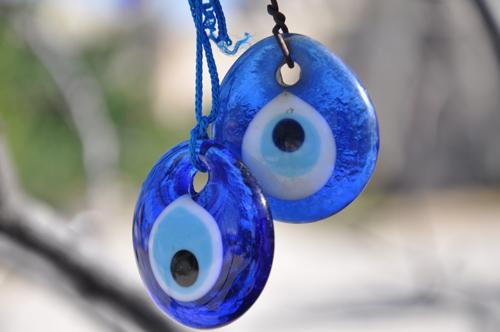 Truyền thuyết về bùa mắt quỷ ở Thổ Nhĩ Kỳ