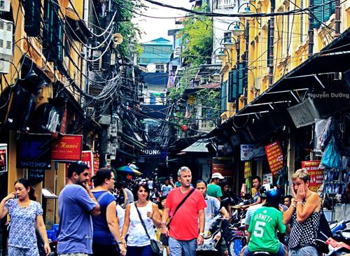 Việt Nam vào top điểm đến cho du khách độc hành