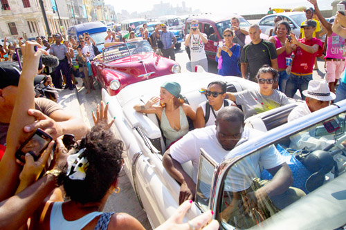 Cuba, điểm đến đang 'sốt' của giới nhà giàu và sao Mỹ