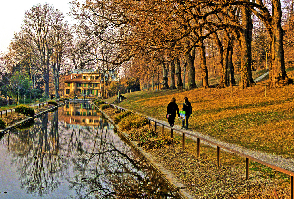 Đẹp nao lòng mùa Thu chín ở châu Âu