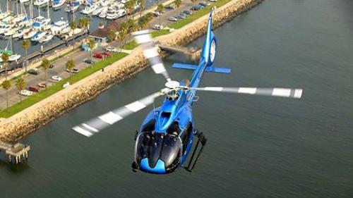 Du khách sẽ được ngắm Nha Trang từ máy bay trực thăng