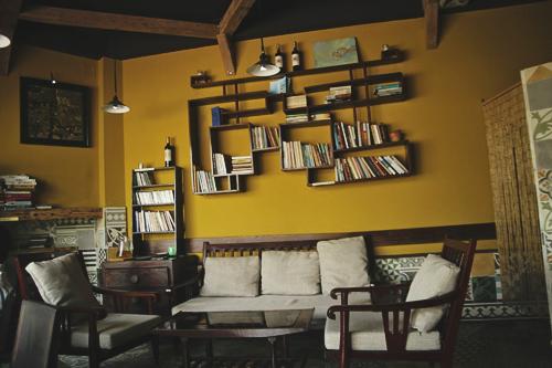 Góc cà phê sách giúp thư giãn cho cuối tuần Sài Gòn