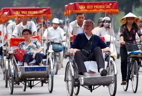 Khách quốc tế đến Việt Nam tăng trở lại